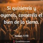 Obediencia a Dios según la Biblia