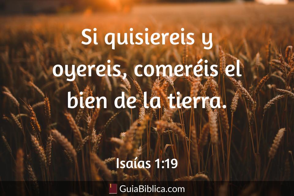 Isaías 1 19