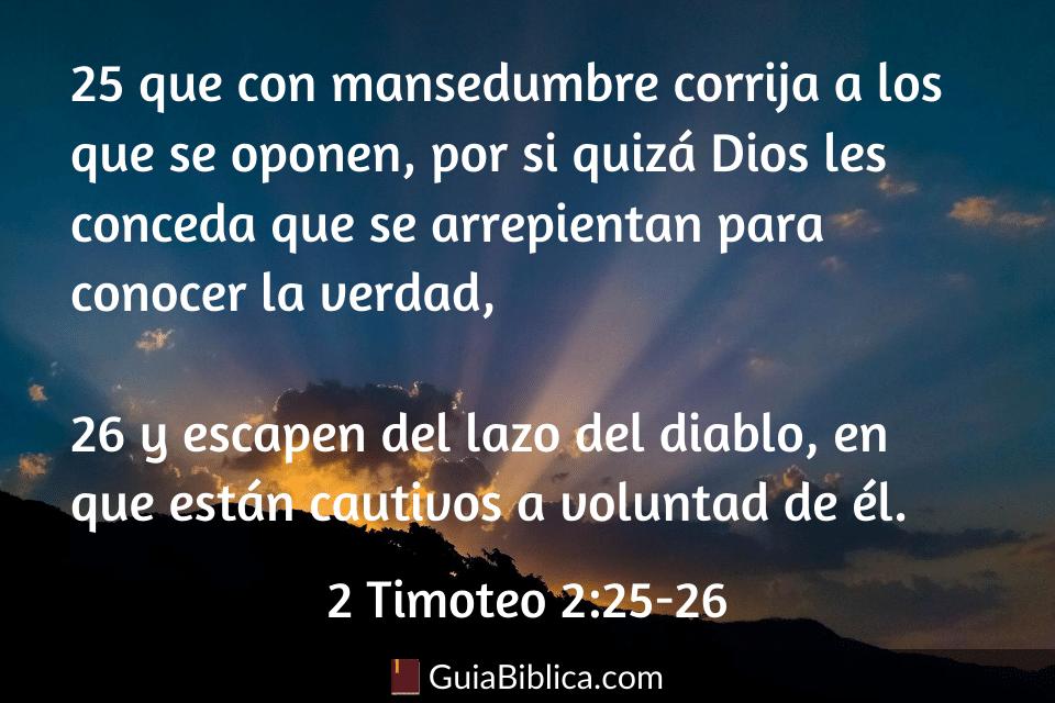 2 Timoteo 2_25-26