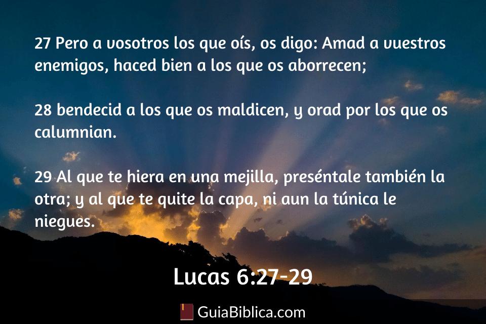 Lucas 6_27-29